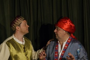 Martin and Martyn, or Jack and the Great Waffler